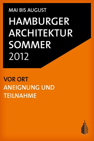 hamburg architektur sommer 2012 app insight download. Black Bedroom Furniture Sets. Home Design Ideas