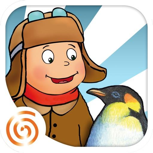 奥斯卡访问企 鹅家族【儿童手绘书】