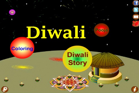 Diwali Festival Kids Activity screenshot 1