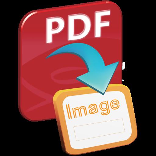 将 PDF 文档转换为图 PDF to Image Converter Expert
