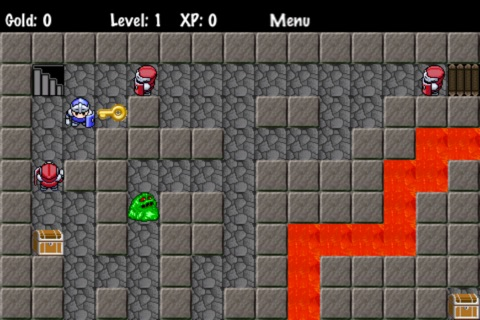 Quiz Dungeon (Math Edition) FREE screenshot 1