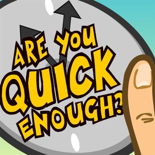 Are You Quick Enough? 【比试眼疾手快】