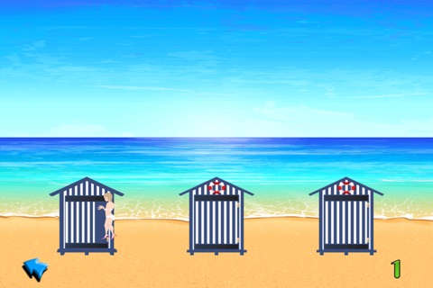 Beach Hut Babes FREE - Addictive Guessing Game screenshot 2