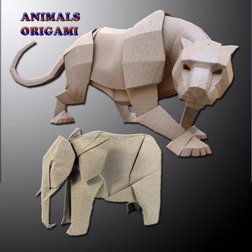 动物折纸:Animals Origami