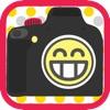 SmileyGram  - 照片编辑与表情,框架和字体