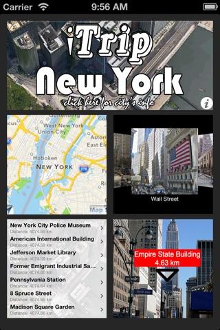 iTrip New York screenshot 1
