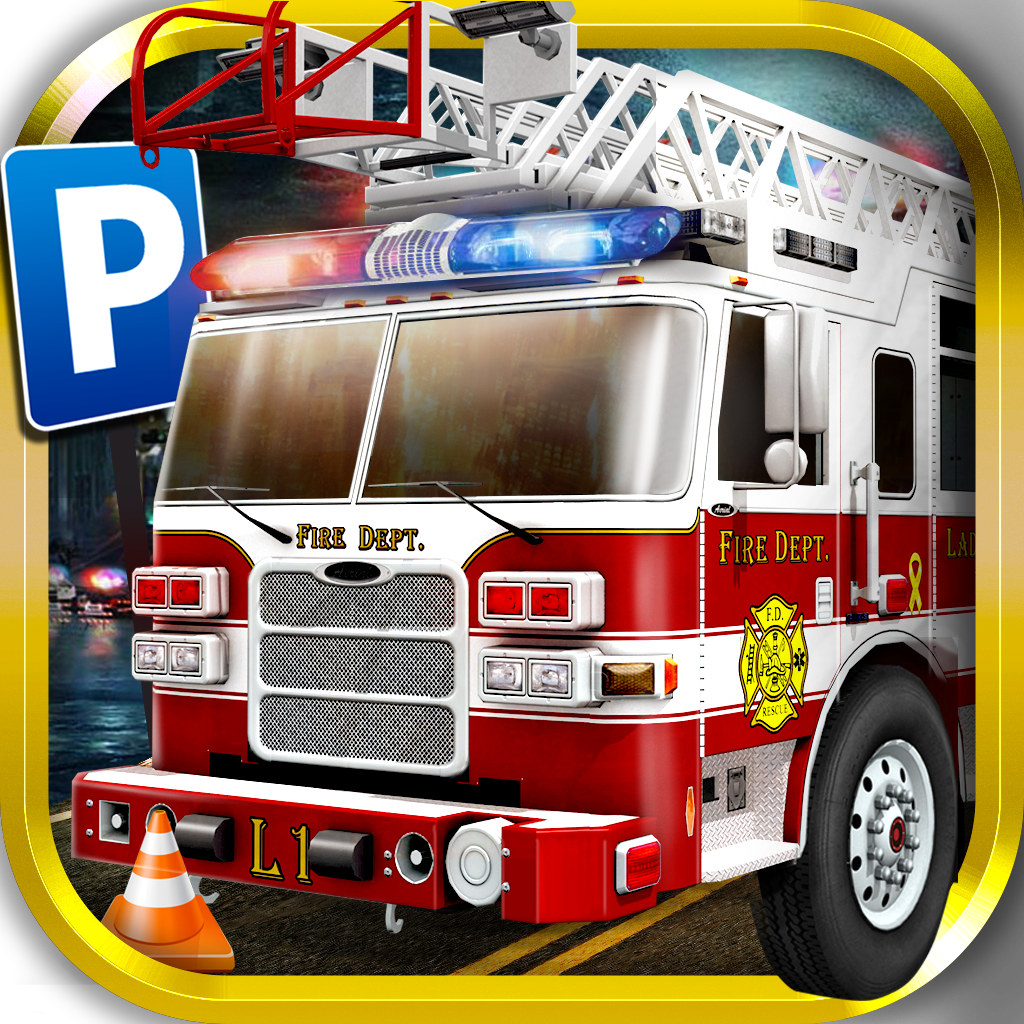 App Insights: 3D Emergency Parking Simulator Game - Real