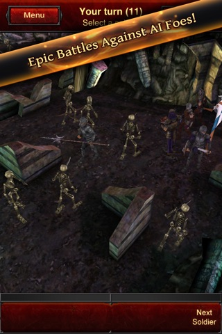 Battle Dungeon: Risen screenshot 1