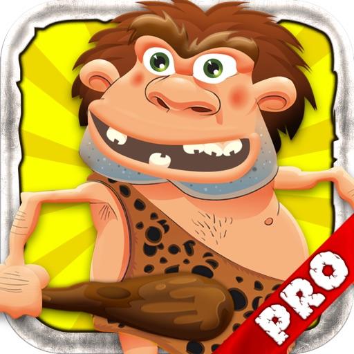 Crazy Caveman Escape PRO - A Fun Kids Game!
