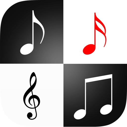 Melo Tiles - Classic Don't Tap The White Tile iOS App