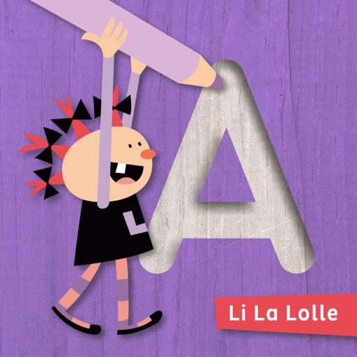 Inklusives Lernen: Lesen und Schreiben mit Li La Lolle iOS App
