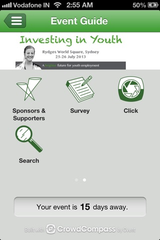 Screenshot of YFoundations