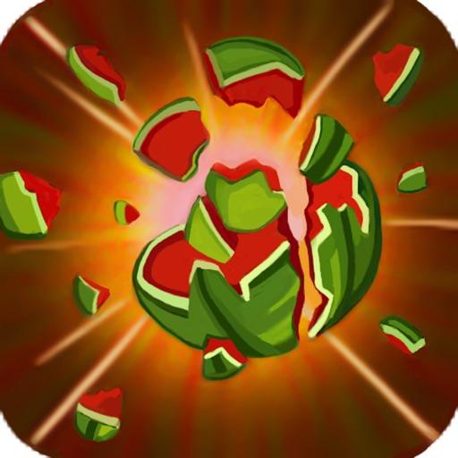 水果粉碎机 Fruit Smasher! HD【打水果游戏】