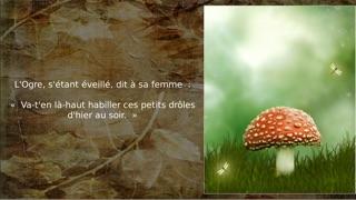Le petit Poucet, Charles Perrault (Lite)Capture d'écran de 3