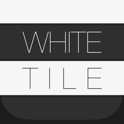 White Tile HD 2 iOS App