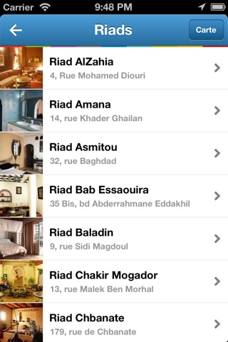 City Guide Maroc Essaouira screenshot 3
