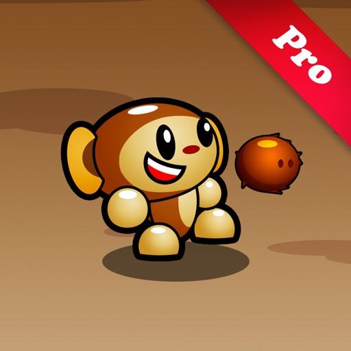 Super Monkey Juggling Pro - Flappy Balls Juggling iOS App