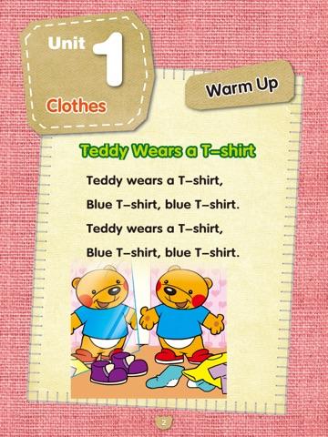 Hello Teddy for Kindergarten 2 screenshot 2