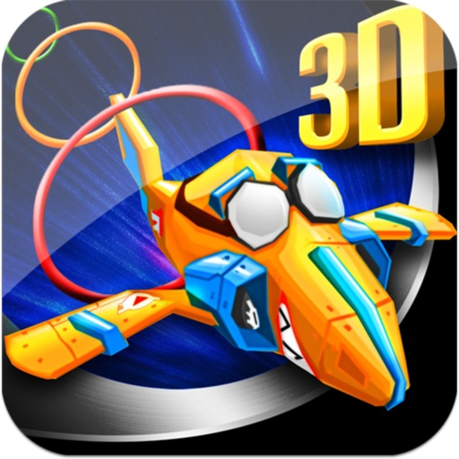 Jet Stunt 3D iOS App