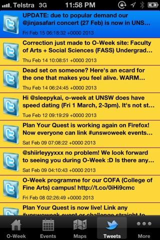 O-Week screenshot 4