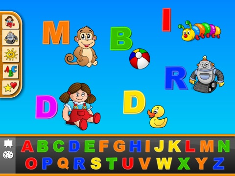 Abby Magnetic Toys (Toys, Letters, Building blocks, Animals, Vehicles) for Kids (Baby, Toddler, Preschool) HD screenshot 3