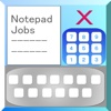 Notepad Jobs X