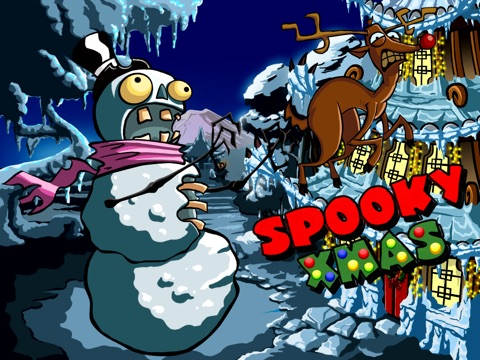 Spooky Xmas HD screenshot 1