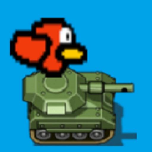 Flappy's Tank Revenge iOS App