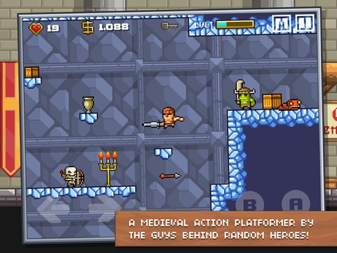 Devious Dungeon на iPad