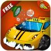 Little Taxi Wash- Kids & Girls Learning & Fun Games