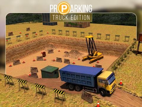 Screenshot #4 pour Pro Parking 3D: Truck Edition