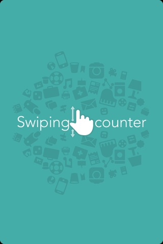 Swiping Counter screenshot 1