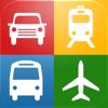 TransportApp [España] -  Precio de la gasolina y estado del tráfico. Horarios, precios y mapas de Renfe y Cercanías e información de vuelos en aeropuertos de AENA.
