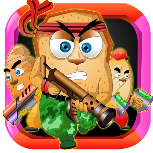 Bread Attack Revenge Rage iOS App