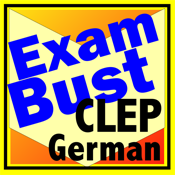 CLEP German Prep Flashcards Levels 1-2 Vocabulary Exambusters