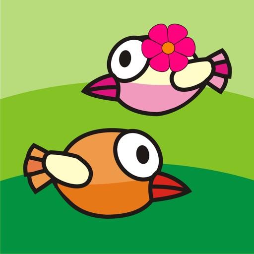 Flappy Buddy in Bubbles iOS App
