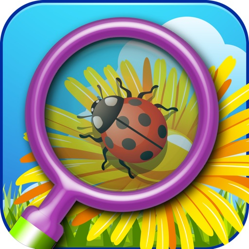 Find it - Hidden objects search puzzle for kids iOS App