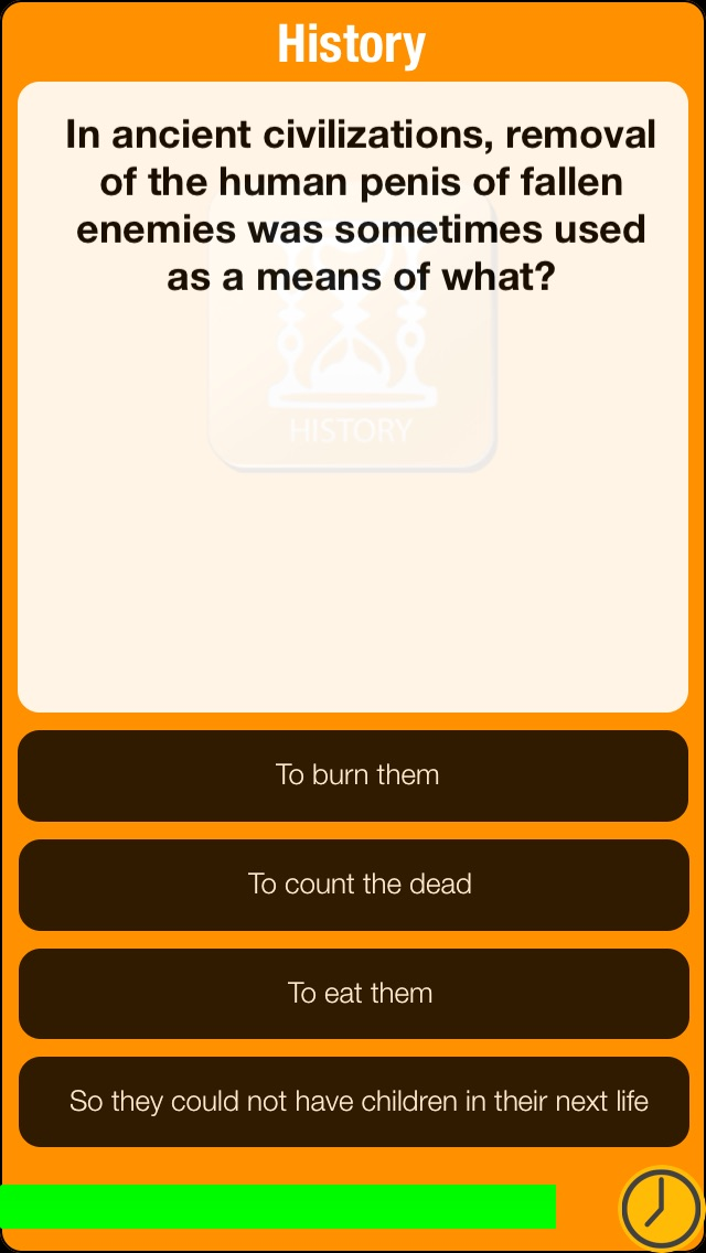 ... Sex Quiz - Play this Free Trivia Game with Friends Screenshot on iOS ...