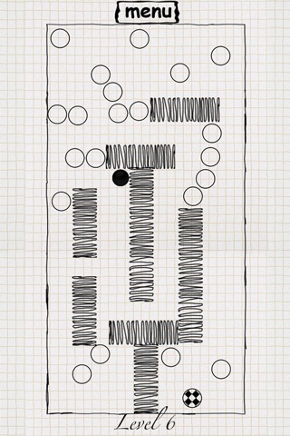 Paper Maze Balls screenshot 4