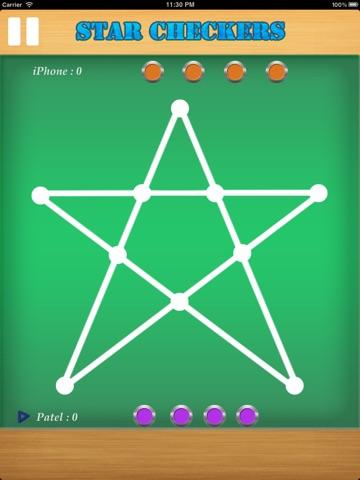 Star Checkers Screenshot