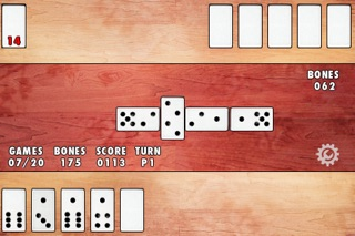 Screenshots of Domino for iPhone
