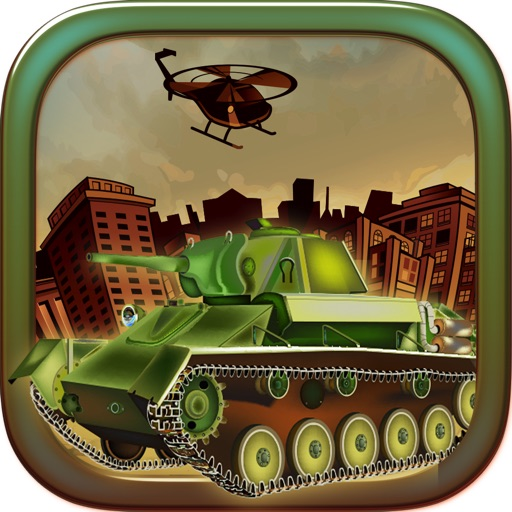 Russian War Tank Invasion - Extreme Defense Shooting Blast - Ads Free iOS App