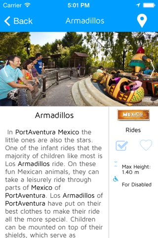 PortAventura - Offline Amusement Park Guide screenshot 3
