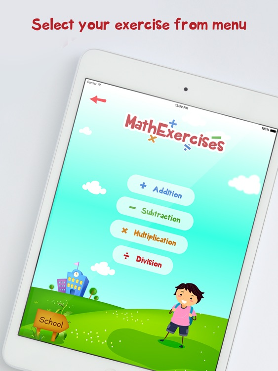 Math Exercises for Kids - Easy Way by Fusion Software Development ...