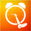 Step Out Of Bed! Smart alarm clock to get awake early with a tricky and awakening steps counter - Best alarm app to wake up on time with alarmy music ringtone