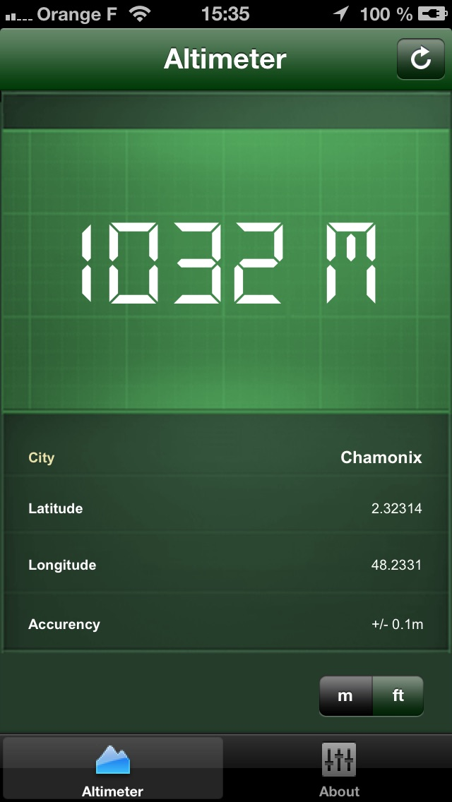 download Altimeter : Accurate GPS - HD apps 0
