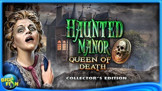Haunted Manor: Queen of Death Collector's Edition-0