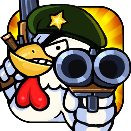 小鸡革命:Chicken Revolution【横版防御】