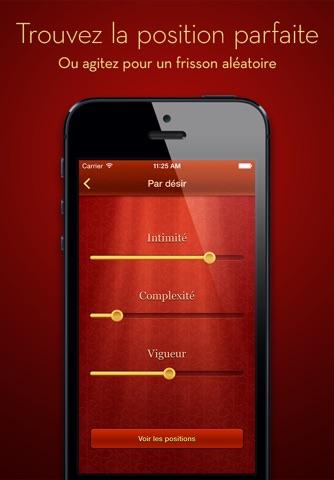 iKamasutra® - Sex Positions from Kama Sutra and beyond Kamasutra screenshot 4