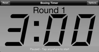 Boxing Timer screenshot four